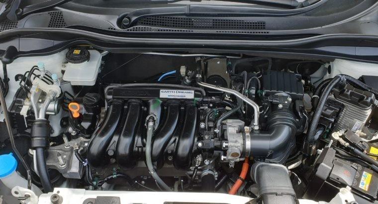 Honda Vezel Hybrid Z Honda Sensing 2016
